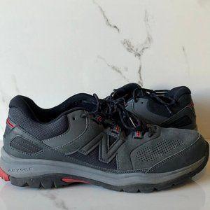 New Balance Slate Gray Suede Walking